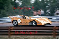 Peter Revson McLaren M8F Winner Watkins Glen Can Am Series 1971 Photograph 2