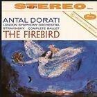 NEW Stravinsky: The Firebird [LP] (Vinyl)