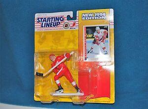 1994 STARTING LINEUP NHL 68407-STEVE YZERMAN * DETROIT RED WINGS-*NOS* SLU