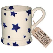 Blue Contemporary Original Pottery Mugs