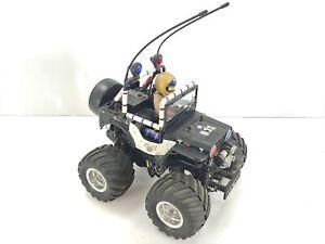Rare Tamiya USA Wild Willy RC Jeep w/ Novak Rooster ESC