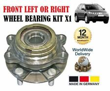 FOR NISSAN MURANO 3.5 Z50 2003-- FRONT LEFT OR RIGHT WHEEL BEARING KIT X1