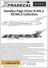 Xtradecal 1/72 Handley-Page Victor B.2 # 72271