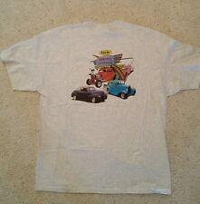 SAGUARO CRUISERS Club Car Show T-shirt size XLarge