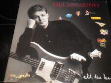 PAUL McCARTNEY - All The Best - 2x DISCO DE VINILO LP Álbumes - pmtv 1 - BEATLES
