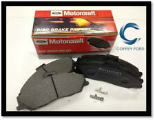 Genuine Ford PJ/PK Ranger Front Brake Pads Set, PE/PG Courier. 2.5lt 2WD. XL