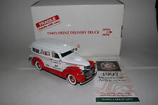 Danbury Mint 1941 Chevrolet Heinz Ketchup Delivery Truck With Boxes Ketchup 1:24