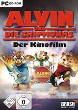 Alvin und die Chipmunks - Der Kinofilm für Pc Neu/Ovp