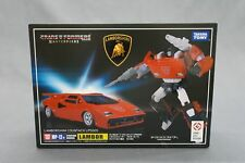 Transformers Masterpiece MP-12+ Figure Lambor Red Animation Color Takara Tomy **