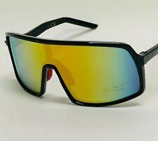 Men Sunglasses Cycling Golf Running Ski Sports Driving Glasses Reflective Mirror