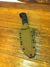 Kabar Knives BK&T Becker BK2 Campanion Knife CUSTOM COYOTE KYDEX SHEATH ONLY