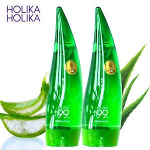 HOLIKA HOLIKA 99% Soothing Gel Aloe Vera Skin Care Remove Acne Moisturizing Gel