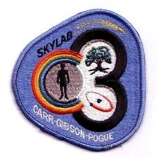 NASA SKYLAB III SL-3 SLM-2 2Nnd CREWED MISSION 7/28/1973 iron-on PATCH