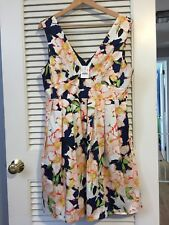 J Crew Women's Floral Dress, Size 12, NWT