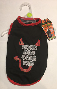 Pet Puppy Dog Halloween Scary Fancy Dress Outfit Jumper Dress Trick or Treat