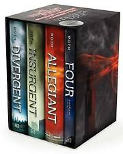 The Divergent Series: Divergent, Insurgent, Allegiant, Four by Veronica Roth (Hardback, 2014)