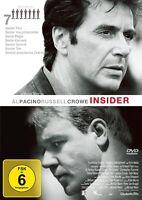 INSIDER (AL PACINO, RUSSELL CROWE)  DVD NEU