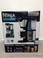 Ninja Coffee Bar™ with Glass Carafe and Auto-iQ™ One Touch Intelligence