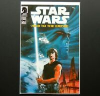 Star Wars Heir to the Empire #1 Comic Book Pack #25 Variant Dark Horse 9