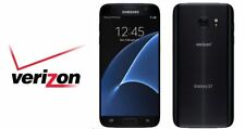 New Samsung Galaxy S7 SM-G930V - 32GB - Black Onyx (Verizon) Unlocked Smartphone
