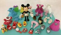 Disney Parks Exclusive - Minnie Mouse - Polly Pocket lot with Accessories