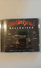 MOTORHEAD - HELLRAISER BEST OF THE EPIC YEARS   CD