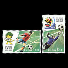 Moldava 2010 - Football World Cup - South Africa - MNH