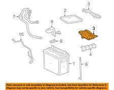 TOYOTA OEM 03-08 Corolla 1.8L-L4 Battery-Tray Bracket 7441102010