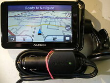 "Garmin Nuvi 2595LMT, VGC, Lifetime Maps & Traffic, Huge 5"" screen, Europe 2018"