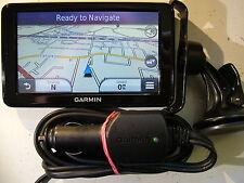 Garmin Nuvi 2595LMT, VGC, 2020 All Europe Lifetime Maps Trafic, Bluetooth, Voice