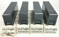 NEW Lot of 4 Allen-Bradley 1746-N2 Card Slot Filler