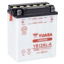Batterie Yuasa moto YB12AL-A PEUGEOT Satelis 06