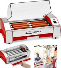 Hot Dog Roller Grill Cooker Machine Sausage Sausage Grill Household Machine New