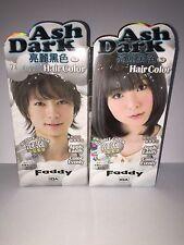 IDA Faddy Bubble Color Men or Women (Ash Dark) lv.2 Hair Color