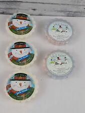 Yankee Candle - Jack Frost Tarts, lot of 5 tarts