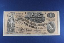 1962 Topps - Civil War News Currency - $1 - Ex/Mt Condition