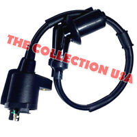 New Ignition Coil For Honda Fourtrax Trx250ex 2002 2003 2004 2005 2006 2007 2008