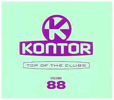 Various - Kontor Top Of The Clubs Vol.88 CD