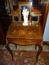 Antico Francese XVI Louis bonheur du jour Donna scrivania Museum Di Qualità