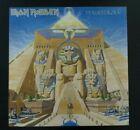 Iron Maiden 12 inch Vinyl LP, Powerslave, 1984, ST-12321,