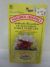 Matchbox Originals Fire Engine No 9