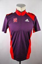 adidas London 2012 Radtrikot cycling jersey maglia Rad Trikot Gr. XS J033