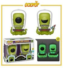 Funko Pop! Simpsons Treehouse of Horror Kang and Kodos Figuras