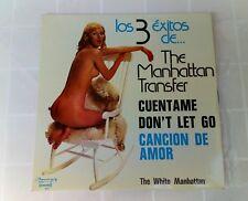 Exitos De... The Manhattan Transfer 1977 LP SEXY COVER Olympo