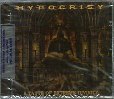 HYPOCRISY A TASTE OF EXTREME DIVINITY + BONUS TRACK SEALED CD NEW