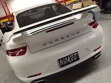 Porsche 996 to 991 Rear End Lift conversion in STEEL METAL 991 LED Taillights!!!