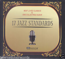 17 Jazz Standards Vol.1 24bit/96KHz DW Mastering Audiophile CD Brand New Sealed