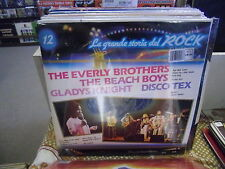 La Grande Storia Del ROCK vinyl LP Sealed [Everly Brothers Disco TEX Beach Boys]