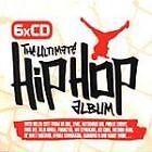 1079 // THE ULTIMATE HIP HOP ALBUM - COMPILATION 6 CD TBE