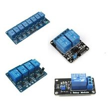 1pcs 5v 1248 Channel Relay Board Module Optocoupler Led For Arduino Pic Arm S